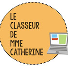 Le classeur de Mme Catherine