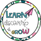 Learn discover and grow