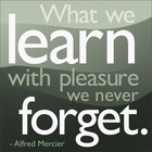 Learn with Pleasure