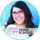 Learning and Loving It - Andrea Rodriguez