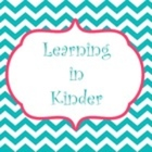 Learning in Kinder