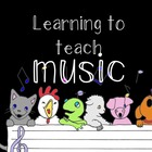 Learning to Teach Music