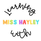 Learning With Miss Hayley