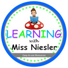 Learning with Miss Niesler