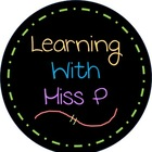 Learning with Miss P