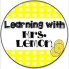 Learning with Mrs Lemon