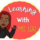 Learning with Ms Lee