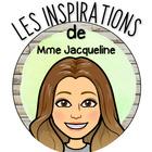 Les inspirations de Mme Jacqueline