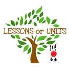 Lessons or Units