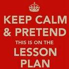 Let's Keep Calm and Teach On
