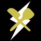 Lightning Spatulas Clipart