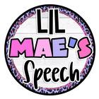 Lil Mae's Speech