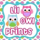 Lil Owl Prints