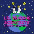 Lil' Reading Scientists Orton Gillingham