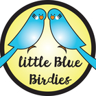 Little Blue Birdies