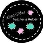 Little Miss Teacher's Helper