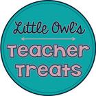 Little Owl's Teacher Treats
