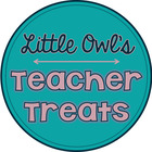 Little Owl's Teacher Treats