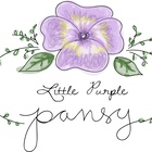 Little Purple Pansy