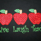 Live Laugh Teach Inspire