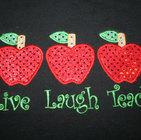 Live Laugh Teach Inspire