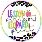 Love Leopard Print and Lesson Plans