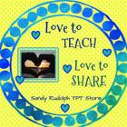 Love to TEACH Love to SHARE