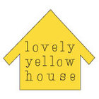 Lovely Yellow House