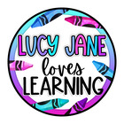 Lucy Jane Loves Learning