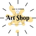 Mac and Cheese Art Shop