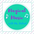 Magical Music with Ms McFaul