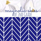 Magnolia Skies of Second Grade