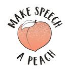 Make Speech A Peach
