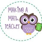 Making a Math Teacher