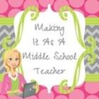 Making It Teacher
