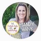 Mandy Hank The Sweet Life of Teaching