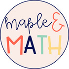 Maple and Math