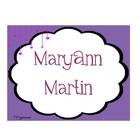 MaryAnn Martin