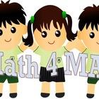 Math  4 MAE