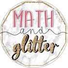 Math and Glitter