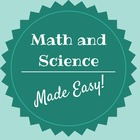 Math and Science Made Easy
