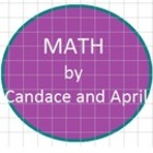 Math by Candace and April