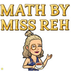 Math by Miss Reh
