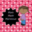 Math Made Marvelous