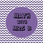 Math With Mrs B