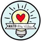 Math with Mrs Wilson