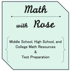 Math with Rose