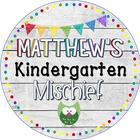 Matthews' Kindergarten Mischief