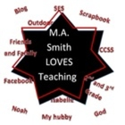 Melissa A Smith LOVES teaching