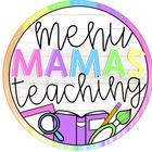 Menu Mamas Teaching